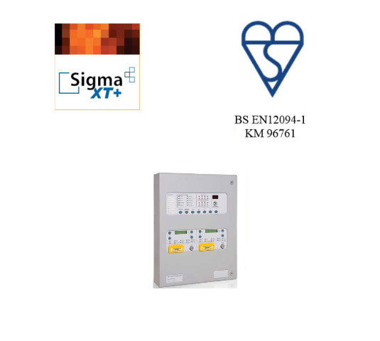 Sigma XT+ приемно-контрольная панель на несколько зон
